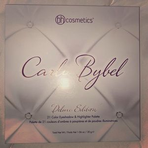 Carli Bybel x BH cosmetics Deluxe Palette